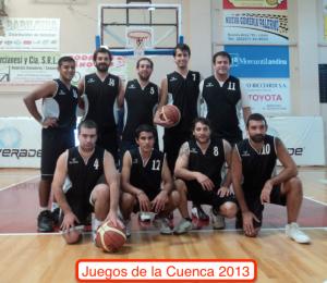 Juegos de la Cuenca 2013