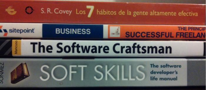 El camino freelance, parte 6: librosrecomendados