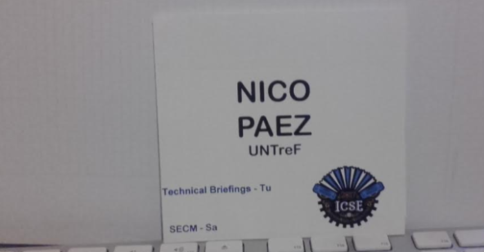 ICSE 2017, my notes from TechnicalBriefings