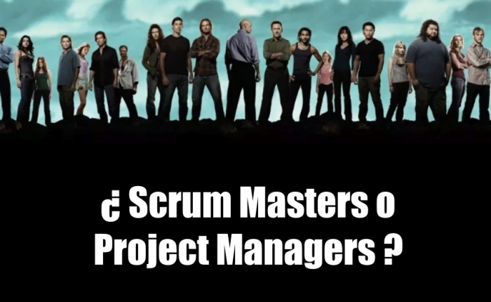 Sobre Scrum Masters & Project Management
